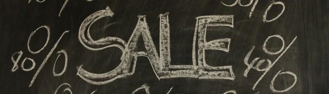 Sales-banner